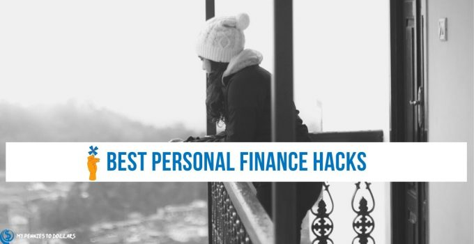 best personal finance hacks cover