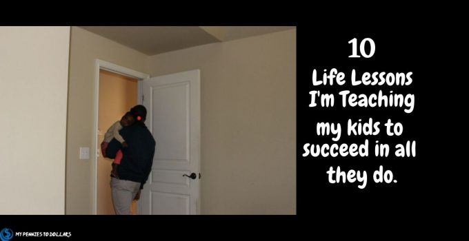 Life Lessons For Kids to succeed